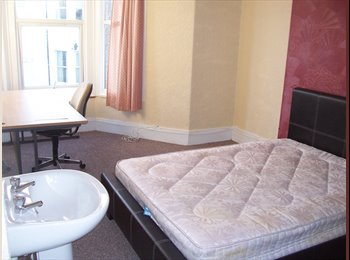 EasyRoommate UK - Spacious 9 bed house - St Judes, Plymouth - £370