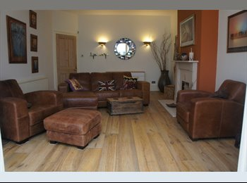 Large Double Room in Luxury Flat in Southgate.