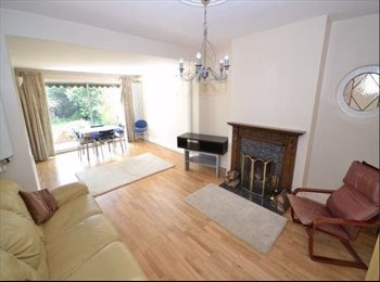 EasyRoommate UK - newly-available lodge double bedrooms near town. - Chelmsford, Chelmsford - £500