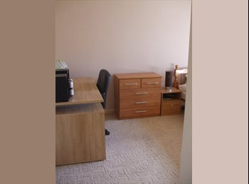 Double sized room with