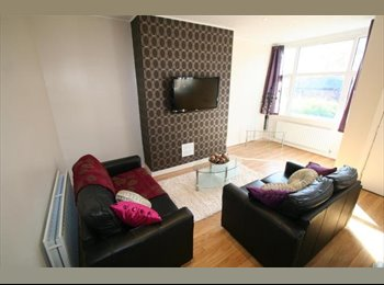 Large double-sized bedrooms in professional area