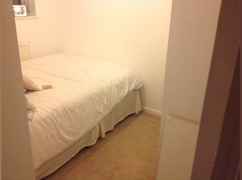 EasyRoommate UK - double bedroom available for rent - Walderslade, Chatham - £375