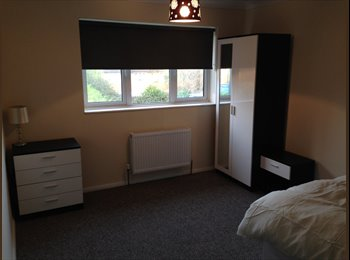 EasyRoommate UK - Newly Refurbished Exceptionally High Quality Room - East Northamptonshire and Corby, East Northamptonshire and Corby - £300