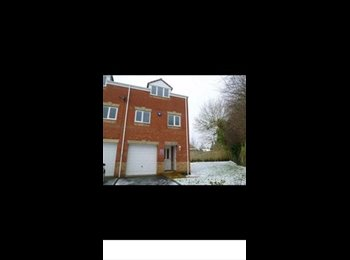 EasyRoommate UK - Double furnished bedroom for rent, BD6, - Wibsey, Bradford - £350