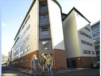 EasyRoommate UK - 1st YEAR UWE STUDENTS ONLY - Cherry Court - Bristol City Centre, Bristol - £650