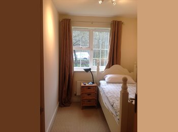EasyRoommate UK - Furnished single room with flat screen tv - Kingsnorth, Ashford - £475