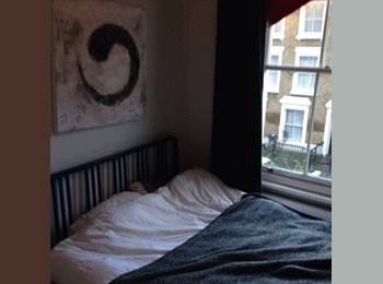 EasyRoommate UK - ***Double room / spacious two floor terrace*** - Stockwell, London - £720