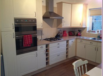 EasyRoommate UK -  Double room with own bathroom and living room - Desborough, Kettering - £430