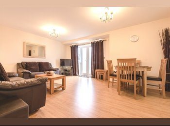 2 bed aprtmnt.Double room with en suite avaialble