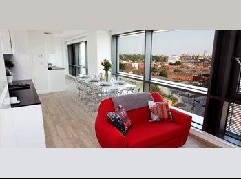 en-suite room at urbanest
