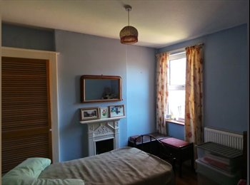 Quiet location two minutes' walk from town centre