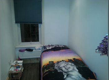 EasyRoommate UK - 115 pw!!!!!!!cosy and tidy single room in forest gate - Forest Gate, London - £450
