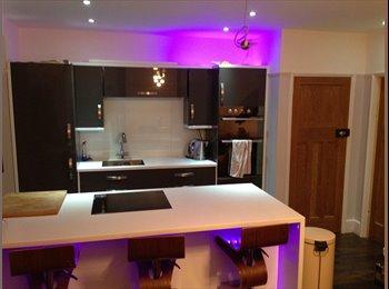 EasyRoommate UK - Doube room, broadband, furnished or unfurnished - Willingdon, Eastbourne - £100