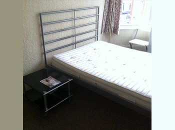 Nice and clean double room to share!