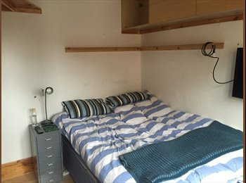 Single Room-Double Bed in Finsbury Park