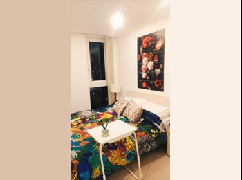 Double Room 3 minutes away Aldgate East Station