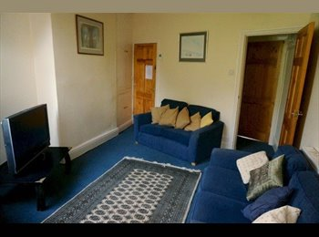 EasyRoommate UK - STUDENT ROOMS AVAILABLE FROM FEB - JUNE 2015 - Crookes, Sheffield - £380