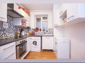 Quiet and unique Flatshare in Bethnal green