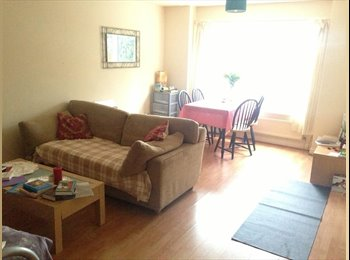 ROOM available (2 bedroom flat), clean,hyde park