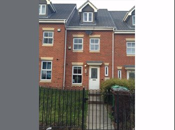 Double bedroom to let very close to City Hospital