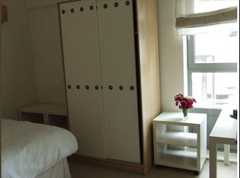 Stunning ensute large double room , canary wharf