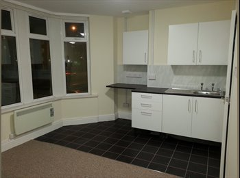 EasyRoommate UK - Brand New Sudios with Ensuite & Kitchenette - Roath, Cardiff - £450