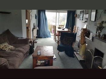 EasyRoommate UK - Sunny double room available in friendly houseshare - Lewes, Lewes - £500