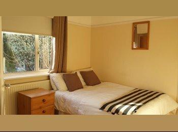 Acton/Shepherds Bush, 4 Bed House share £534