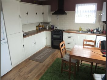EasyRoommate UK - south/west facing room,garden,furnished,quiet area - Townsend, Bournemouth - £395