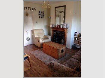 EasyRoommate UK - Double Room in lovely canal fronted terrace house - Chester, Chester - £340