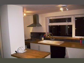 EasyRoommate UK - All Inclusive 3 Bedroom Student Flat to Rent - Leamington Spa, Leamington Spa - £542