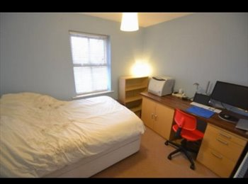 EasyRoommate UK - Double room in Hulme , Manchester city center - Hulme, Manchester - £320