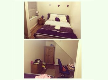 EasyRoommate UK - Large Modern Double Room for rent Summer 2015! - Rusholme, Manchester - £386