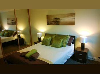 EasyRoommate UK - Professionally Styled Rooms Now Available - Bamber Bridge, Preston - £425