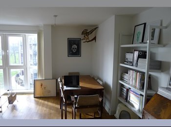 EasyRoommate UK - Double room in 2 bed apartment in Clapton - London, London - £650