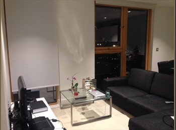 EasyRoommate UK - Luxury, En-Suite Dbl Room, 1min walk Canary Wharf - Canary Wharf, London - £850
