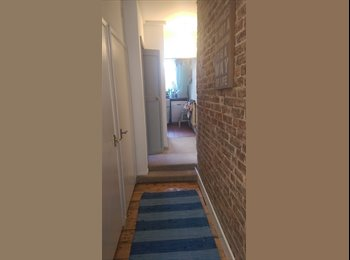 EasyRoommate UK - WONDERFUL LARGE DOUBLE BEDROOM IN GF FLAT! ALL IN - Brighton and Hove, Brighton and Hove - £650