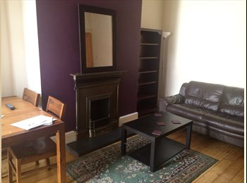 EasyRoommate UK - DOUBLE ROOM IMMEDIATELY AVAILABLE - Heaton, Newcastle upon Tyne - £273
