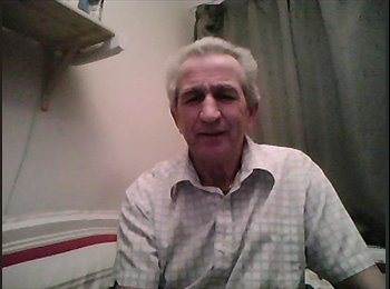EasyRoommate UK - robert  - 67 - Hinckley and Bosworth