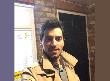 EasyRoommate UK - Alex - 27 - Manchester