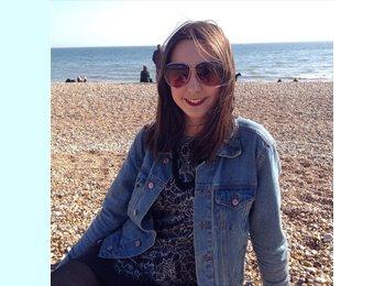 EasyRoommate UK - Pippa - 22 - Brighton and Hove