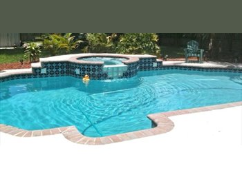 EasyRoommate US - ROOM FOR RENT - IN DAVIE - Davie, Ft Lauderdale Area - $800