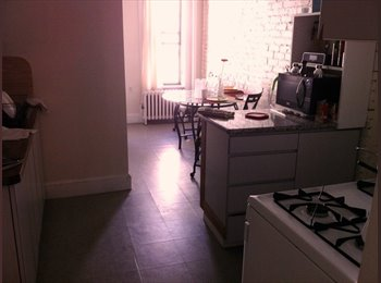 AVAILABLE FEB 27-Furnished bedroom UES Manhattan.