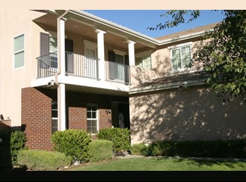 EasyRoommate US - quite neighborhood with security, and alarm system - Corona, Southeast California - $450
