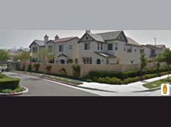 EasyRoommate US - GORGEOUS HOME IN CORONA, PROFESSIONAL FEMALE PREFE - Yorba Linda, Orange County - $450