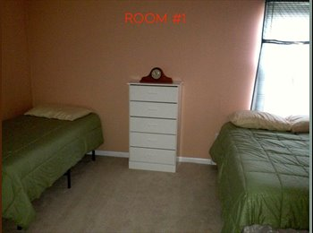2 Furnished Bedrooms Available