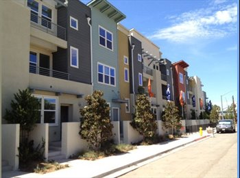 EasyRoommate US - One bedroom / 1 bath in Townhouse - Escondido, San Diego - $675