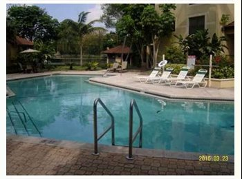 EasyRoommate US - Room for rent - Pompano Beach 3, Ft Lauderdale Area - $750