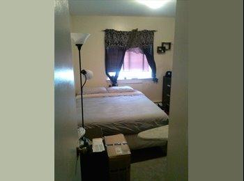 Nice Room In Clean And Quiet Duplex Apt.