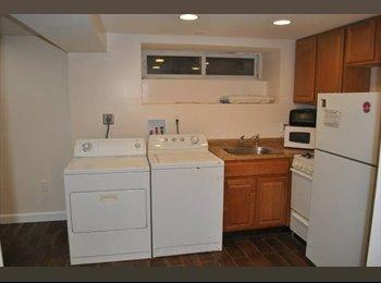EasyRoommate US -  $1100 / 1br - Appt efficiency, util incl sep door - Trinidad, Washington DC - $1100
